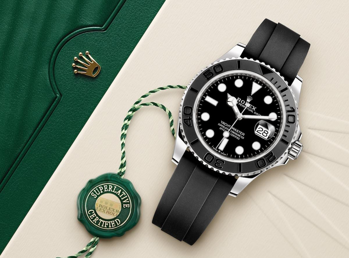 l'Oyster Perpetual Yacht Master 42